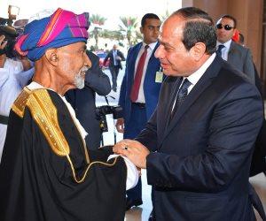 """بشرة خير .. هذا ما تنتظره مصر وعمان بعد زيارة """"السيسي"""" لـ""""مسقط"""""""