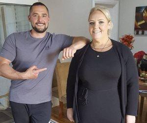 امرأة تصل لـ 220 كيلوجرام بسبب ماكدونالدز.. سارة كوكار فقدت نصف وزنها بتلك الطريقة (صور)