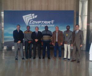 المعهد القومى للجودة يعتمد أكاديمية مصر للطيران للتدريب
