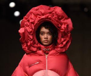 """غرائب وعجائب مجموعة أزياء العلامة الصينية """"تشن بنج """" في أسبوع الموضة بنيويورك"""