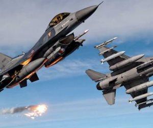 CNN تكشف نوع الطائرات المشاركة في الضربة العسكرية على سوريا