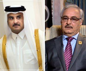 وثائق سرية تكشف اغتيال قائد جيش تحرير ليبيا على يد قطر وقيادات الإخوان