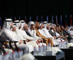 رئيس البنك الدولي: رؤى محمد بن راشد ومحمد بن زايد تغيّر العالم