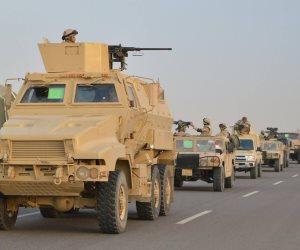 بعد قليل.. التليفزيون المصري يذيع البيان 22 عن العملية الشاملة سيناء 2018