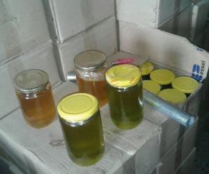 الكيلو بـ100 جنيه.. كواليس أكبر حملة لضبط العسل المغشوش بالشرقية (صور)