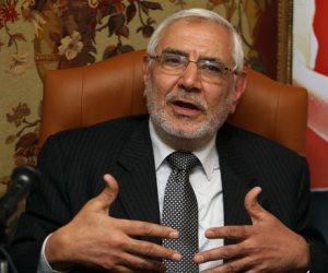 """هكذا استخدمت الإخوان """"أبو الفتوح"""" لتحقيق أهدافها ضد مصر.. والبلاغات حاصرت رئيس """"مصر القوية"""""""