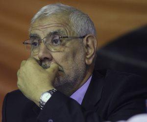 القبض على عبد المنعم أبو الفتوح وعرضه على نيابة أمن الدولة الخميس