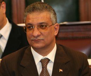الدكتور أحمد زكي بدر مشرفا على أكاديمية أخبار اليوم بالسادس من أكتوبر