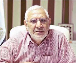 نيابة أمن الدولة تستكمل التحقيقات مع عبد المنعم أبو الفتوح