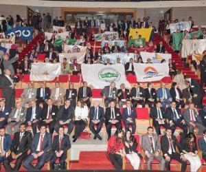 رئيس جامعة المنصورة يشارك باجتماع اتحاد الجامعات العربية بلبنان
