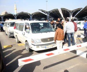 على الطريقة الأوروبية.. موقف السلام النموذجى يحل لغز الزحام غير المبرر بشرق القاهرة