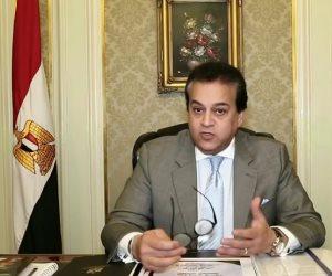 وزير التعليم العالي: مركز فحص قلوب الرياضيين إضافة للمنظومة الصحية بمصر