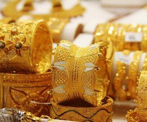 أسعار الذهب اليوم الخميس 15 - 3- 2018  في مصر