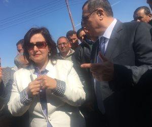 نائب وزير الزراعة لـ«صوت الأمة»: مواقع جديدة لمشروعات الإنتاج الداجني بالظهير الصحراوي