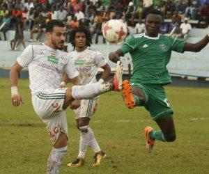 نتيجة مباراة المصري البورسعيدي وجرين بافالوز الزامبي في الكونفدرالية