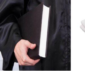 """""""روب وكفن"""".. أدوات المحامي قبل التحرك للمحكمة"""