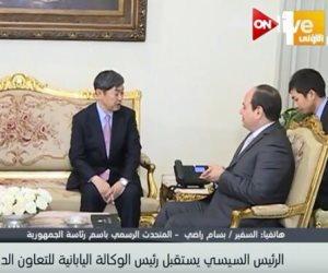 الرئاسة: ملف التعليم أكبر تحدياتنا.. ونظام اليابان مفيد لمصر