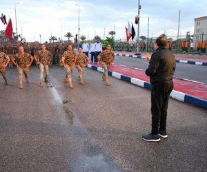 أهم أخبار مصر اليوم الجمعة 23-2-2018: الرئيس السيسي يزور كلية الشرطة