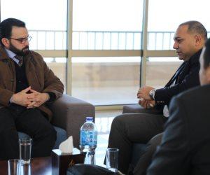 لبحث تفعيل المصالحة.. الوفد الأمني المصري يلتقي وزيري الثقافة والأشغال الفلسطيني (تحديث)