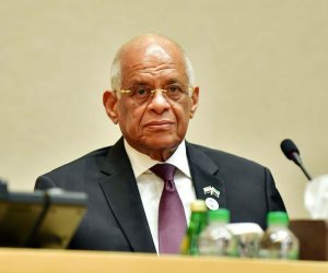 رئيس البرلمان يحشد الأصوات لدعم «الجندي» لرئاسة البرلمان الإفريقي (صور)