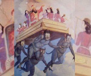 """""""من يسخر الجان من الأولياء الصالحين"""".. هكذا حلل ابن تيمية استعانة البشر بالعفاريت"""