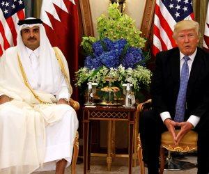 بعد زيارته المهينة لأمريكا.. حقوقي قطري: تميم شخص سفيه ولا يملك ذرة من الشرف