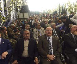 ممثل الكنيسة بمؤتمر دعم السيسى: الرئيس رجل عظيم وفعل الكثير لمصر