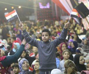 """مؤتمر حاشد لنواب وجماهير مصر القديمة لدعم """" السيسي"""" رئيسا لفترة ثانية"""