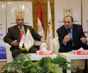 وزارة الرياضة تناقش مقترح لائحة النظام الأساسي لمراكز الشباب (صور)