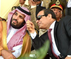 ماذا فعل الأمير محمد بن سلمان في الإسماعيلية؟ الرئاسة تجيب