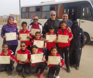"""تعليم بورسعيد """"الأولى"""" في اللياقة البدنية على مستوى الجمهورية للمرحلة الابتدائية"""