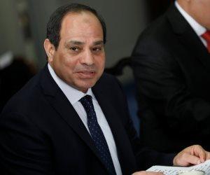 السيسى يؤكد لوزير خارجية البحرين حرص مصر على استقرار منطقة الخليج العربي