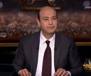 """عمرو أديب عن أسئلة المواطنين فى """"حوار رئيس وشعب"""": الناس لديها حالة خوف"""