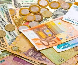 أسعار العملات اليوم الجمعة 27-4-2018 فى مصر