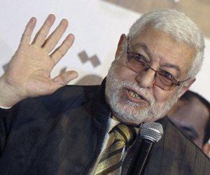 """تصريحات """"الأمين العام للإخوان"""" حول أزمة الجماعة تزلزل التنظيم.. والشباب يفتحون النار على """"العواجيز"""""""