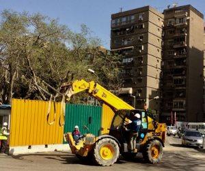 ننشر خطة المرور لإغلاق شارع أحمد عرابي لمدة 3 سنوات