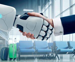 """تقرير لـ""""سيتا"""": الذكاء الاصطناعي قد يجعل المناولة الخاطئة للأمتعة من الماضي"""