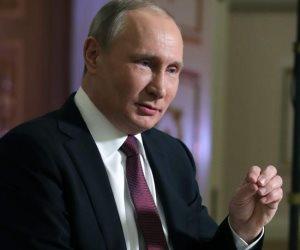 بوتين: جدى عمل طباخا لدى جوزيف ستالين وفلاديمير لينين