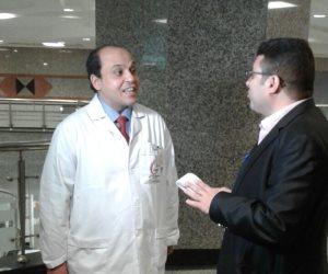 مدير مستشفى وادي النيل: أسسنا مركز القلب الرياضى لحماية حياة اللاعبين ولا نريد تكرار مأساة عبد الوهاب (حوار)