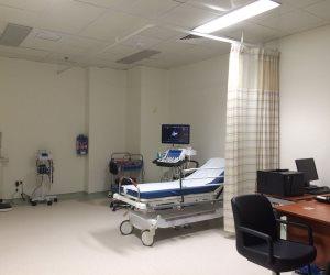 قبل افتتاحه بساعات.. صوت الأمة داخل مركز القلب الرياضي (صور)