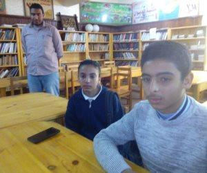 فوز 40 طالباً في مسابقة القراءة العربي بكفر الشيخ برعاية دولة الإمارات