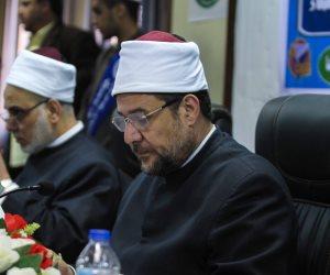 عميد كلية الدعوة الإسلامية: وزير الأوقاف استطاع منع المتشددين والمنحرفيين فكريا من تدنيس المساجد