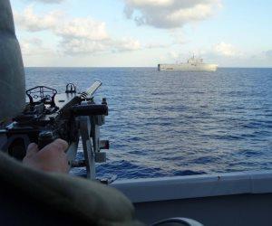 لمواجهة تهديدات الأمن البحري.. مصر وبريطانيا تنفذان تدريبا مشتركا بالمتوسط