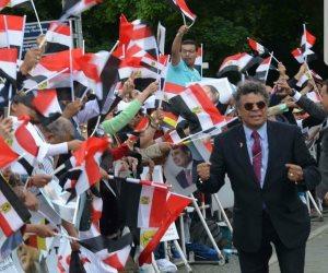 """رئيس جالية """"حبيبتى يا مصر"""" بألمانيا يؤكد على دعم السيسي في انتخابات الرئاسية"""