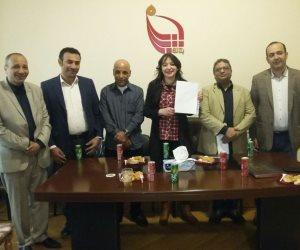كتاب جديد يكشف الأوراق الشخصية للسندريلا سعاد حسني للكاتبة الصحفية ولاء جمال