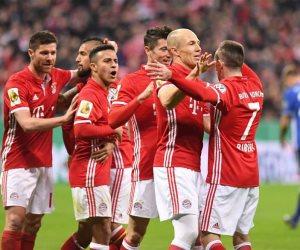 بايرن ميونيخ يتأهل لربع نهائى دوري أبطال أوروبا بعد ثلاثية بشكتاش (فيديو)