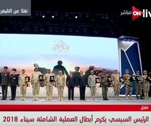 """علاء والى: """"الشعب المصري ربنا بيحبه وانجازات السيسي فاقت حدود البشر"""""""