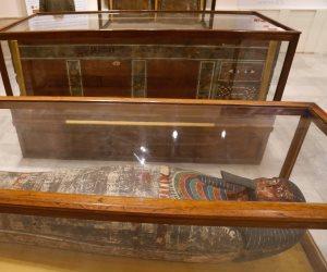 """بعد 121 عاما.. """"الحياة في الموت"""" يعيد الروح للمتحف المصري (صور)"""