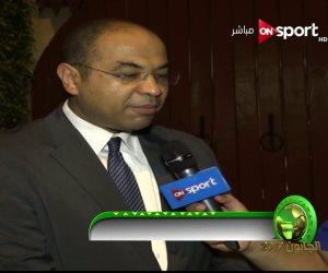 سفير مصر في الجابون يطمئن على بعثة الأهلي قبل لقاء مونانا