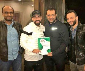 أمير مرتضى: عبد الله السعيد فاوض أحمد فتحى لينضم للزمالك